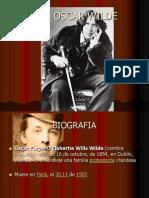 Oscar Wilde Biografia