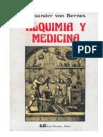 Alexander Von Bernus - Alquimia y Medicina