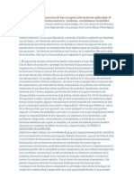 Causas y consecuencias de las terapias alternativas aplicadas al autismo en latinoamérica
