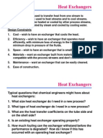 Heat Ex Changers Types