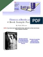4 Book Bonus