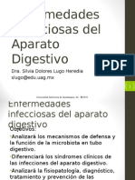Sesion 48 Enfermedades Infecciosas Del Aparato Digestivo