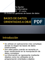 Base de Datos Oo