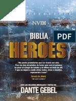Biblia Heroes(Dante Gebel)