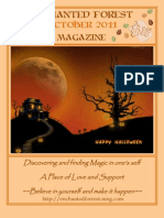 October 2011 Enchanted Forest Magazine