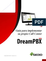 Dreampbx Guia Para Su Call Center