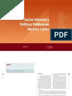 Bolivia Economia Informal