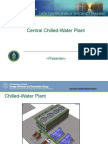 11 Central Chilled Water Plant