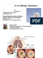 Remodelling in Asthma