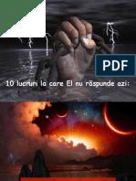 10cerinteDumnezeiesti