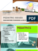 Pediatric Issues