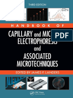 Handbook of Capillary and Microchip Electrophoresis and Associated Micro Techniques, 3rd Edition