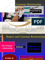 3-Banker Customer Relationship
