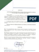 ANCPI Realizare Plan Topo 1_5000