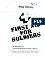Field Manual - US ARMY - FM 21-11 First Aid for Soldiers