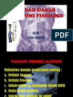 Dasar-dasar Anatomi Fisiologi