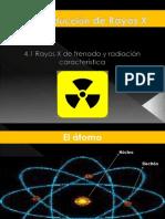 4- Producción de Rayos X