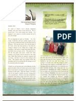 Hagerman Family Newsletter from Paraguay, Oct '11