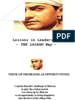 Learning From LAGAAN