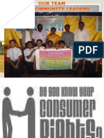 Consumer Awareness Project PPT