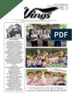 Wings! July 31 - Aug 6, 2011