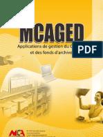 Plaquette MCAGED