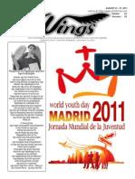 Wings! Aug 21 - 27, 2011
