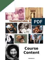 Trans Cultural - 10-1-07