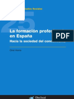 La FP en España