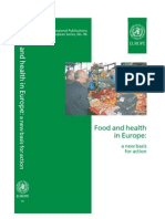 who food health european