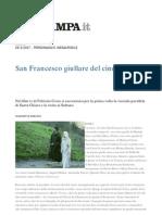 Chiara e Francecso La Stampa