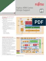 Fujitsu ARM Cortex Design Support