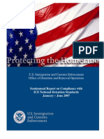 HOMELAND OFFICE OF DETENTION AND REMOVAL OPERATIONS