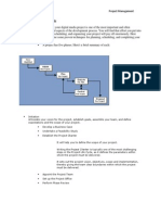 Project Management Life Cycle Mn