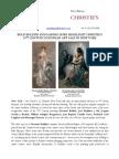 Boldini and Dore Highlight Christie's 19th Century European Art Sale ~ New York, October 12