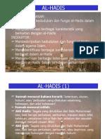 PAI - 6 (AL-HADIS)