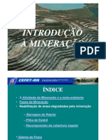 Introdução à Mineração