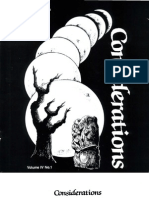 Considerations Magazine Vol 04-1
