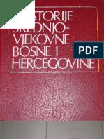 Marko Vego - Iz istorije srednjovjekovne Bosne i Hercegovine