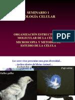 Seminario (1) - Niveles de Organización y Microscopia
