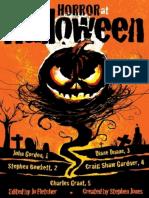 Horror at Halloween - Edited by Jo Fletcher, created by Stephen Jones