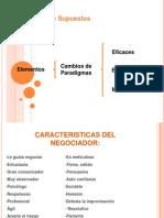 tECNICAS DE NEGOCIACIN