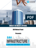 SBI Infrastructure Fund
