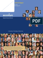 Accenture CIO ion 2010 Report