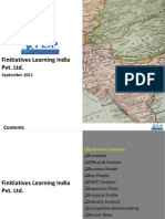 Finitiatives Learning India Pvt. Ltd. - Company Profile
