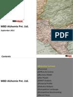 MBD Alchemie Pvt. Ltd. - Company Profile