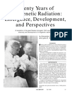 Gurwitsch a.G., L.D. Twenty Years of Mi to Genetic Radiation