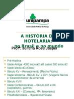 A HISTÓRIA DA HOTELARIA