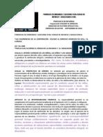 Propuesta_de_reforma_2011 Ley de Infancia