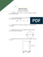 Halliburton Exam